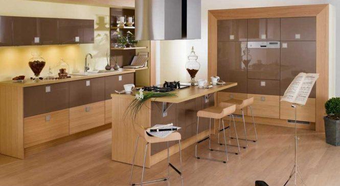 Как выбрать барную стойку на кухню?