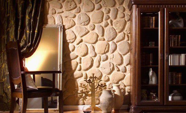 Укладка искусственного камня, нюансы работы с материалом