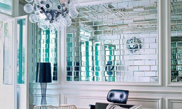 Зеркала как важная составляющая дизайна интерьера