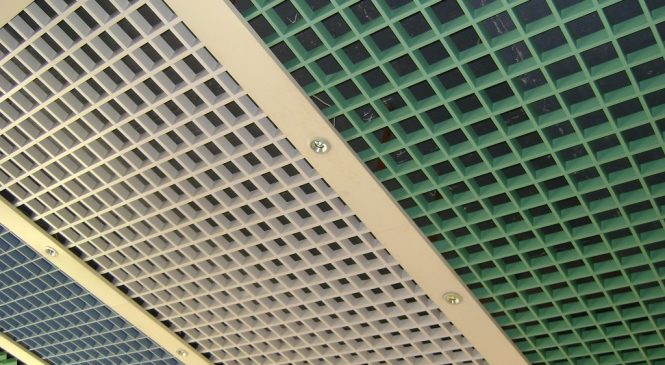 Подвесные потолки в Стройбум