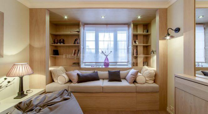 Дизайн гостиной 19 кв м часть 2