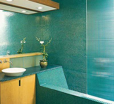 Интерьер ванной комнаты в хрущевке 2