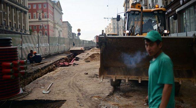 Строительство доходных домов в столице начнется с Зеленограда