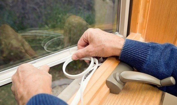 Способы утепления окна