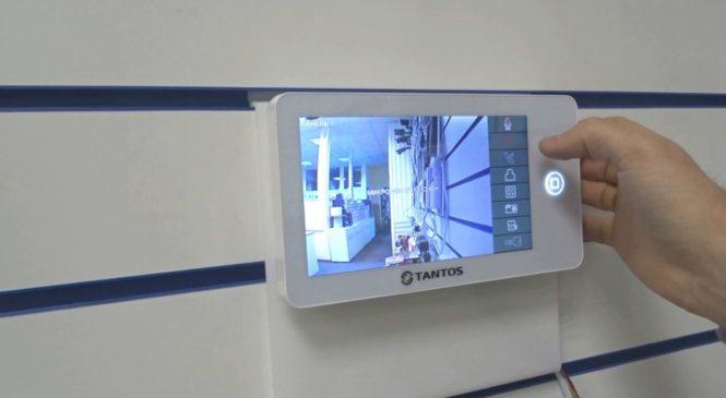 Купить видеодомофон для дома и квартиры в Челябинске