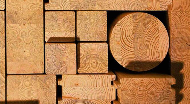 Деревянный брус: виды и особенности