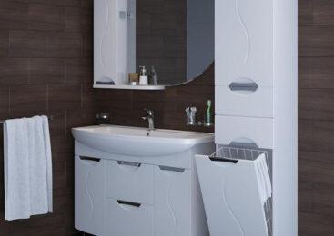 Шкаф пенал для ванной
